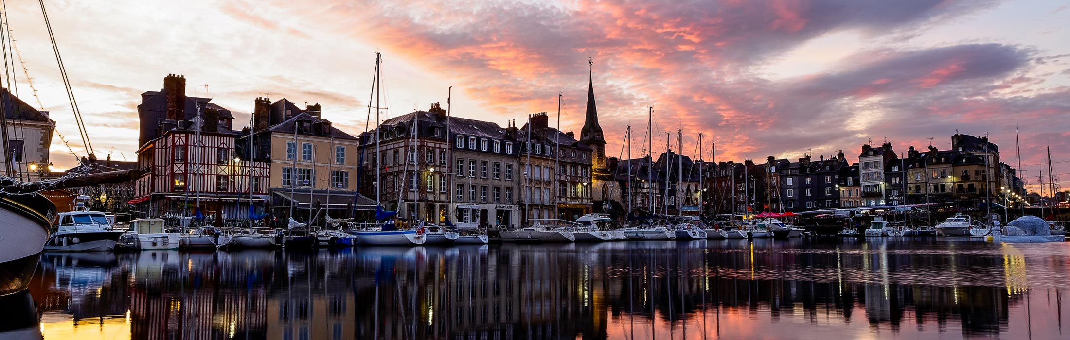 Honfleur Normandy Outlet